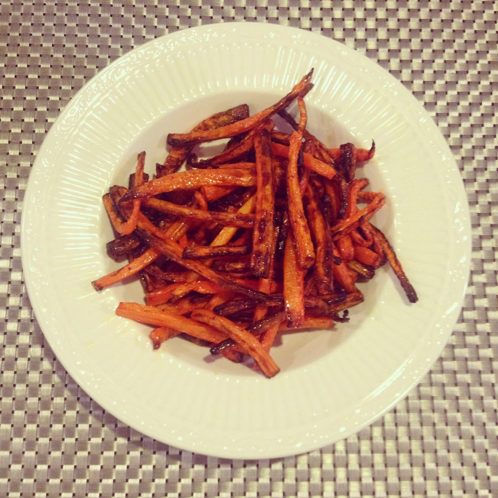 how to cook honey carrots